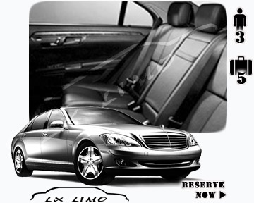 Mercedes S550 rental in Tulsa, OK