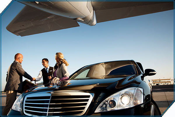 Tulsa airport car service