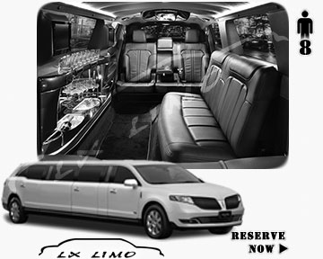 Stretch Limo for hire in Tulsa