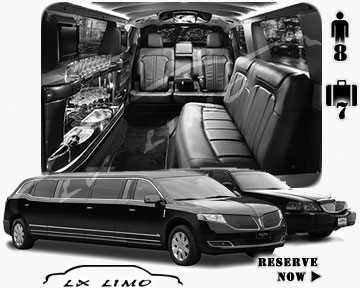 Limo from Tulsa airport